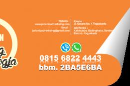 Jual running text murah di jogja 0815 6822 4443